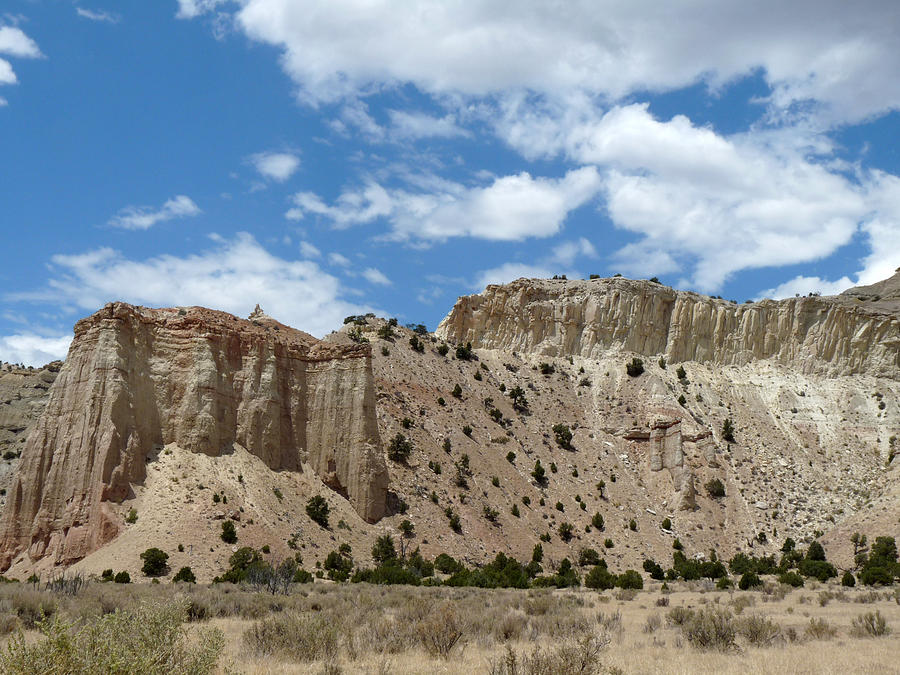 Rocks Photograph - Kodachrome Basin State Park II by Terry Eve Tanner