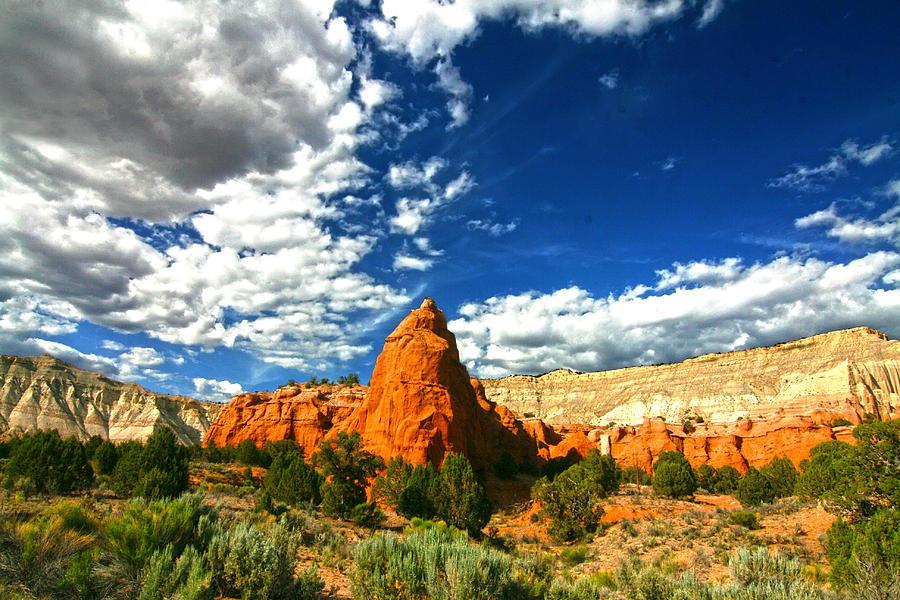 Utah Photograph - Kodachrome Basin State Park by Mark Smith