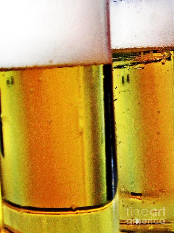 Bier Photograph - Koelsch - Fine Beer Of Cologne by Tanja Cathrin  Liebig