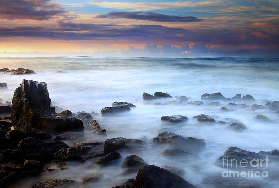 Kauai Photograph - Koloa Dawning by Mike  Dawson