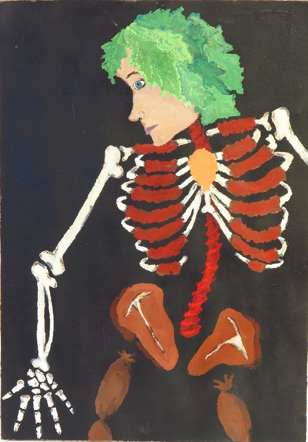 Koolaid Painting - Koolaid 1 by Darien Wendell