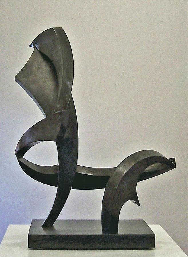 Sculpture Sculpture - La Chaise by John Neumann