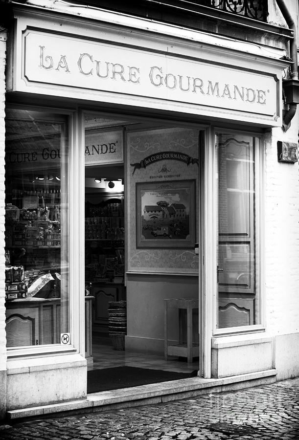 La Cure Gourmande Photograph - La Cure Gourmande by John Rizzuto