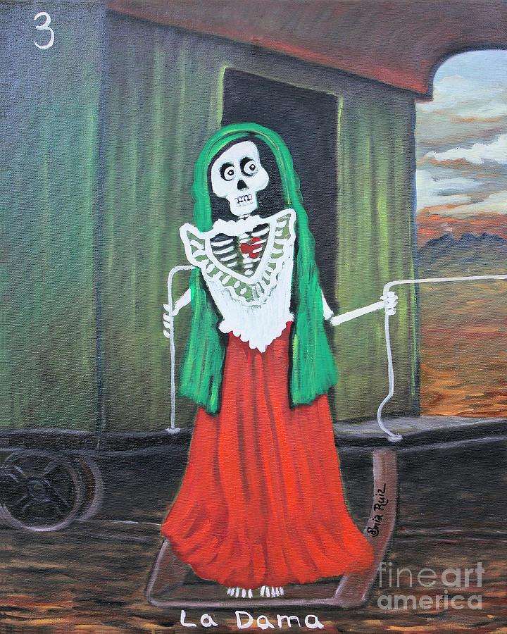 La Dama by Sonia Flores Ruiz
