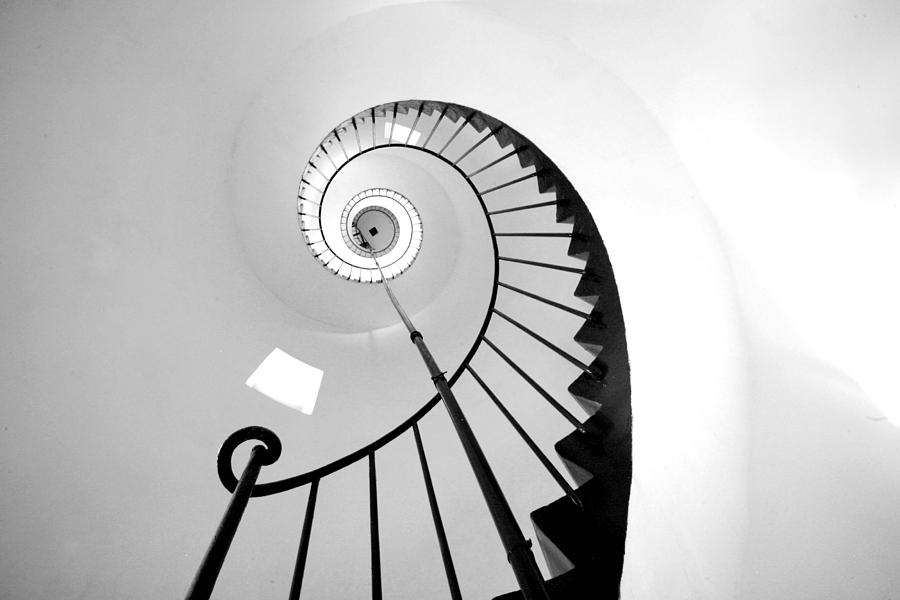 La Paloma Light House Photograph by Pablo  De Loy