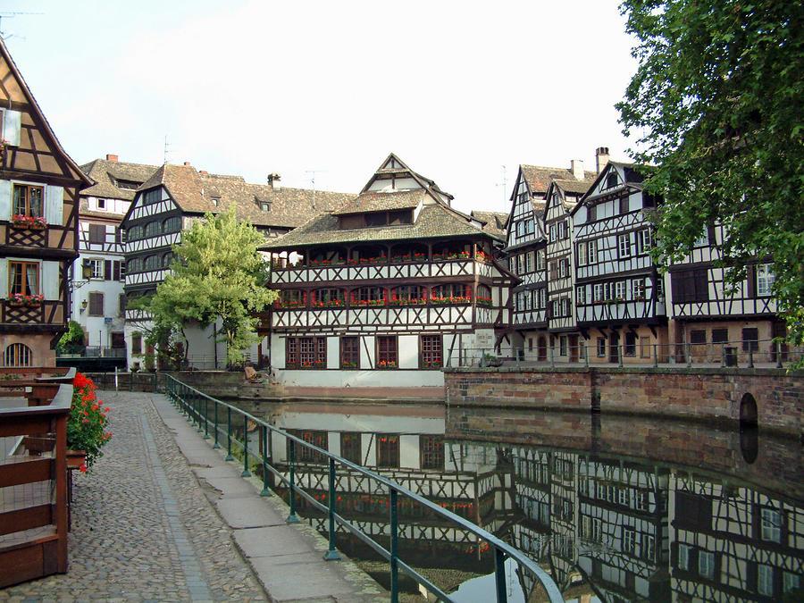 Europe Photograph - La Petite France Strasbourg France by Joseph Hendrix