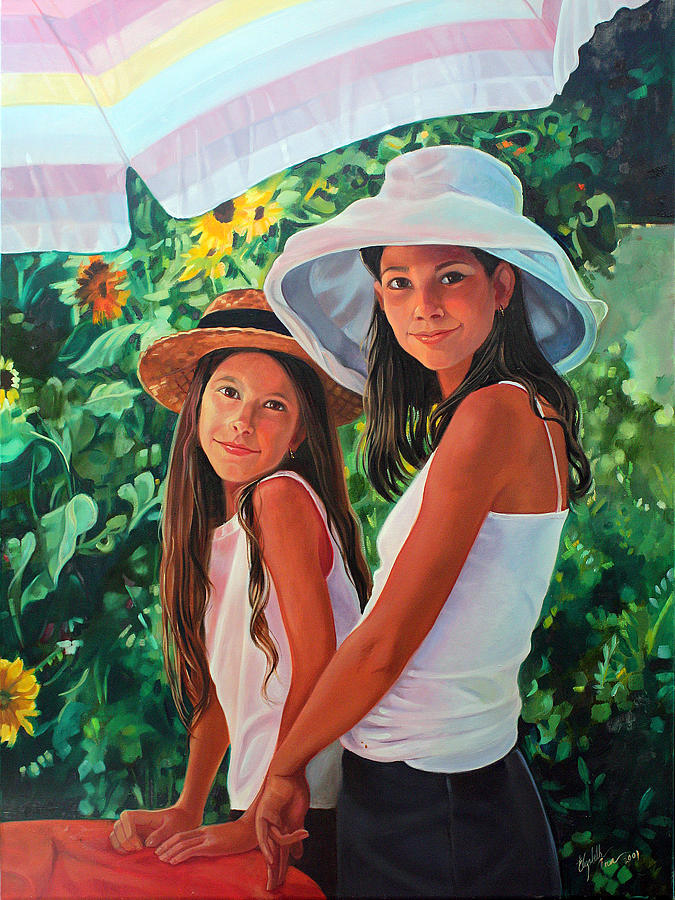 Laguna Painting - Laguna by Elizabeth Shafer