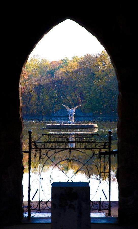 Ambler Photograph - Lake Angel by Bill Cannon