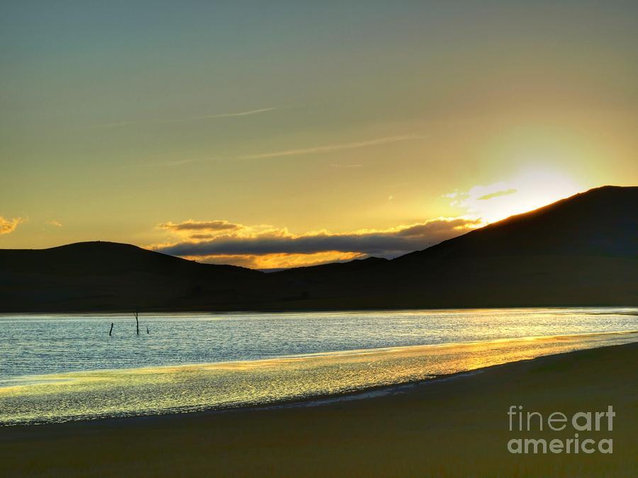 Lake Photograph - Lake Colors by Alfredo Rodriguez