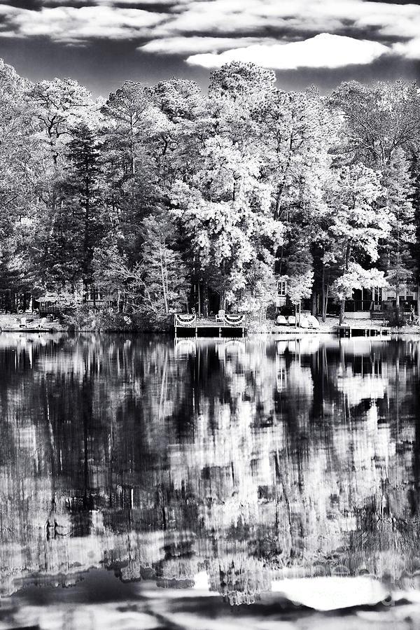 Lake Photograph - Lake Drama by John Rizzuto