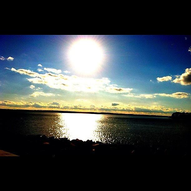 Lake Photograph - Lake Murray by Lea Ward