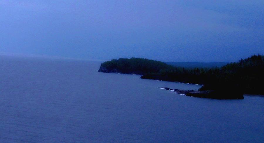Lake Superior Photograph by Shweta Singh