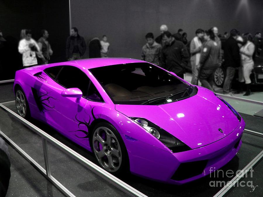 Lamborghini Gallardo Photograph By Yiannis T