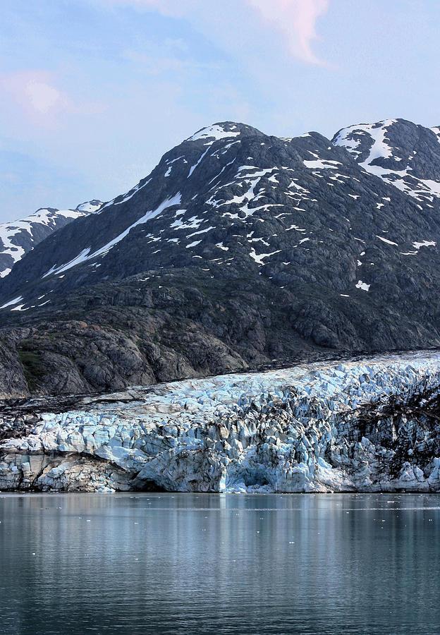 Lamplugh Glacier Photograph By Kristin Elmquist