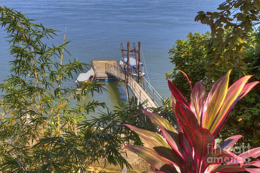 Panama Photograph - Landing In Boca Chica  by Heiko Koehrer-Wagner