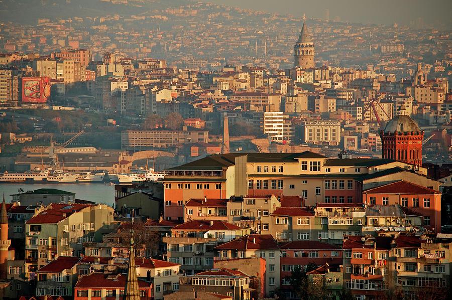 Horizontal Photograph - Landscape, Istanbul by Photo by Bernardo Ricci Armani