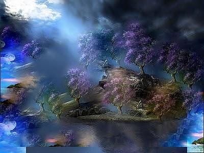 Landscape Digital Art by Lilioara Macovei