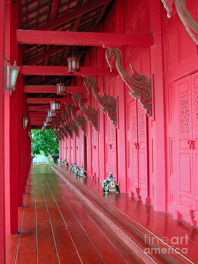 Langkawi Photograph - Langkawi Summer Palace by Graham Taylor