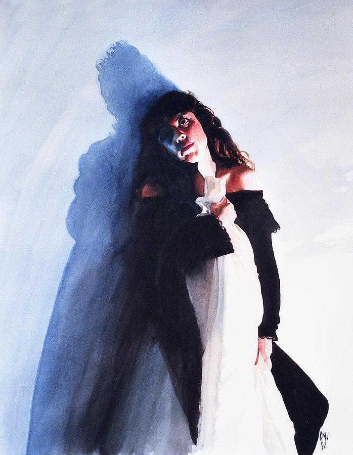 Women Painting - Languid by Ken Meyer