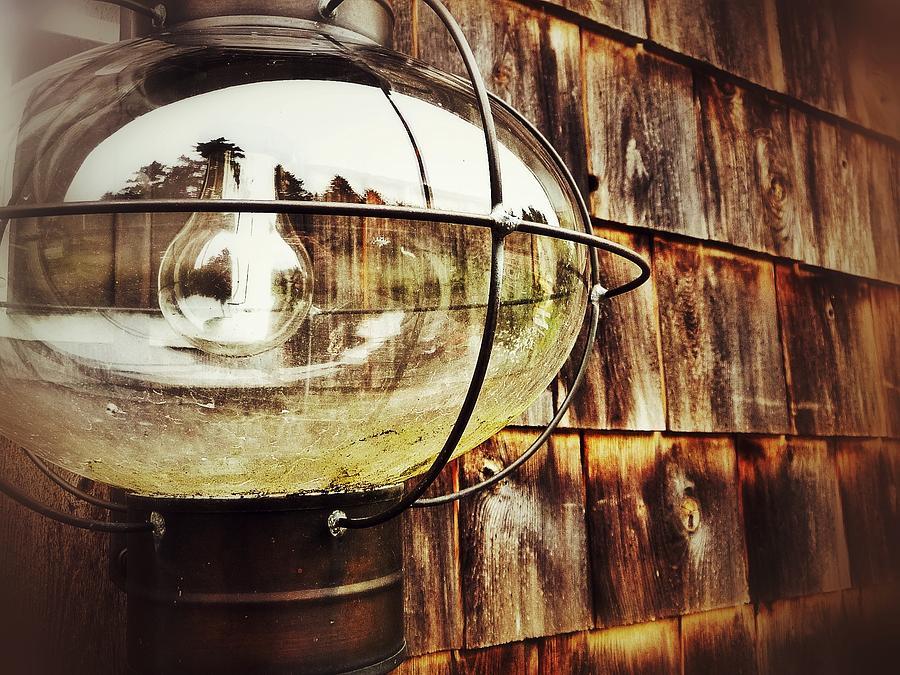 Lantern Digital Art - Lantern by Olivier Calas