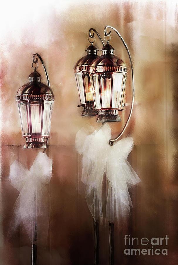 Lanterns Photograph - Lanterns by Stephanie Frey
