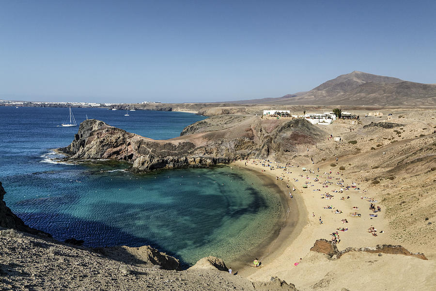 Horizontal Photograph - Lanzarote , by Travelstock44 - Juergen Held