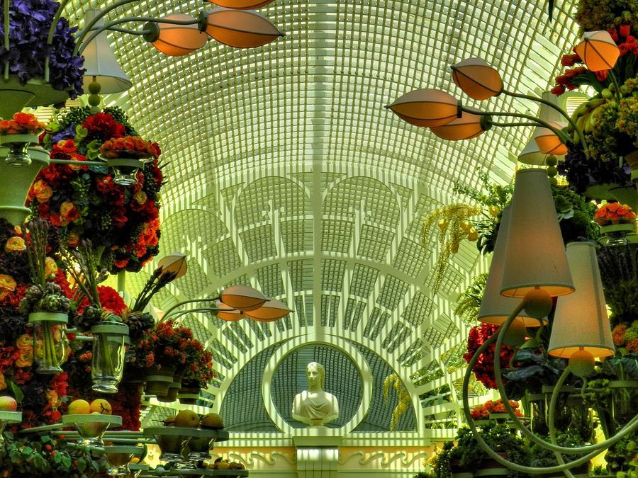 The Wynn Photograph - Las Vegas 044 by Lance Vaughn