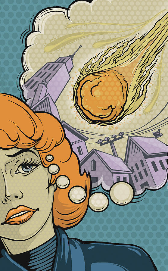 Woman Digital Art - Last Call by Dennis Wunsch