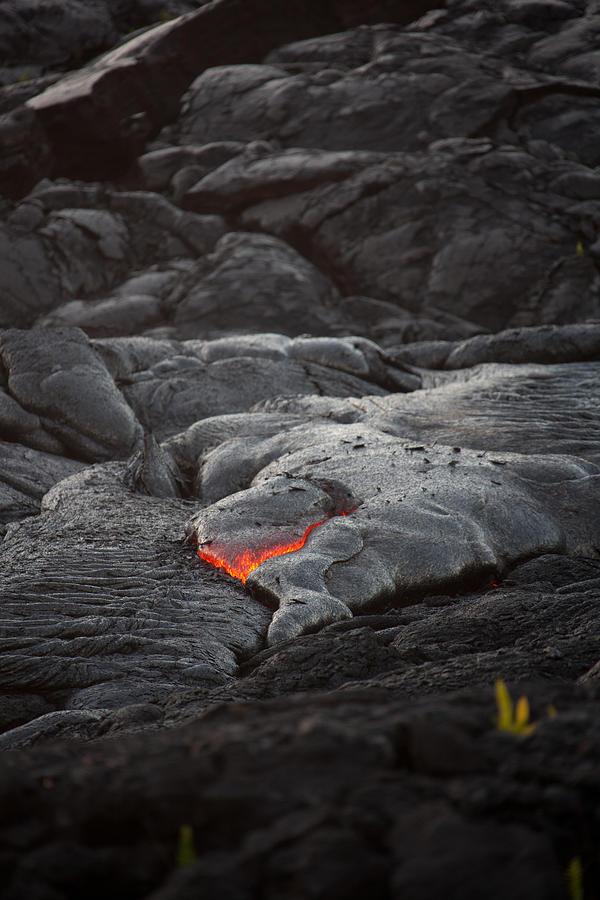 Ralf Photograph - Lava by Ralf Kaiser