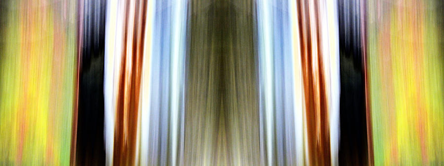 Abstract Photography Photograph - Layers Of Time by Danny Lally