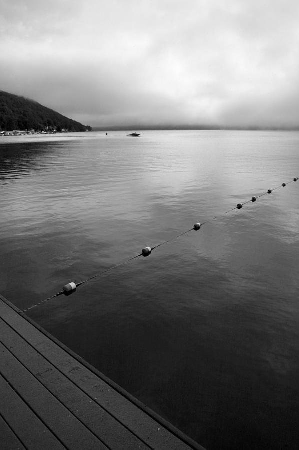 Dock Photograph - Leading Edge IIi by Steven Ainsworth