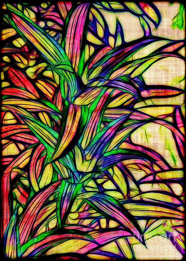 Leaves Photograph - Leaves Of Imagination by Judi Bagwell