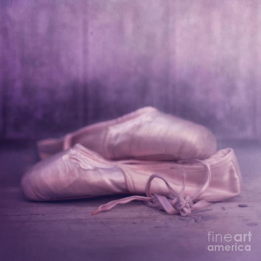 Ballettshoes Photograph - Les Chaussures De La Danseue by Priska Wettstein
