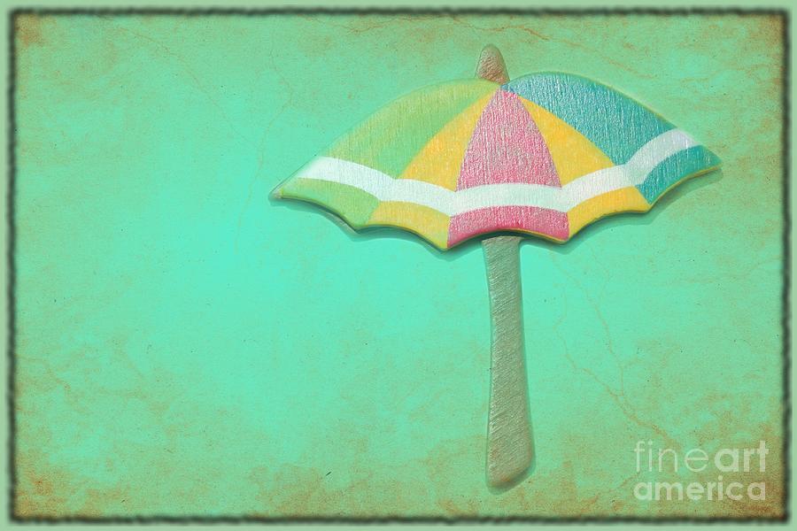 Digital Photograph - Let It Rain 1 by Sophie Vigneault