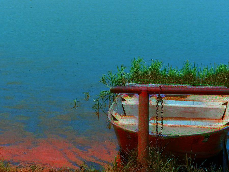 Fishing Boats Photograph - Lets Go Fishing by Christy Leigh