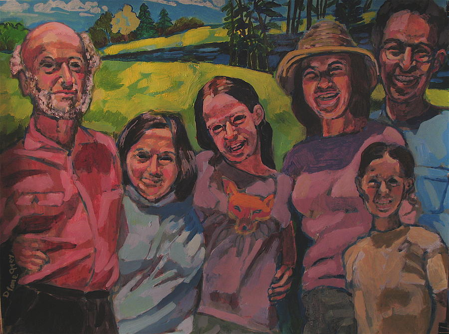 Levitt Family by Doris  Lane Grey