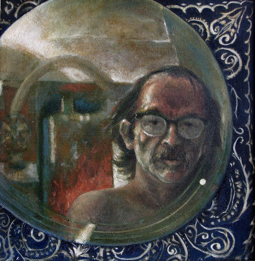 Life In A Bubble Painting by Wendell Upchurch