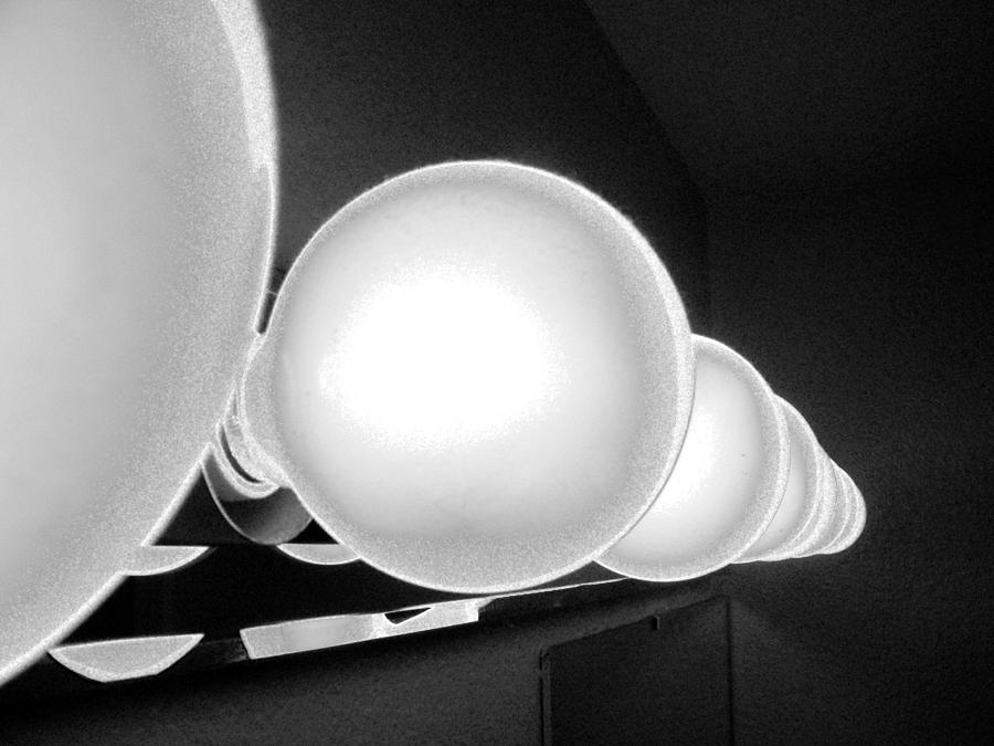 Light 9 Photograph by Jeremy Hollis