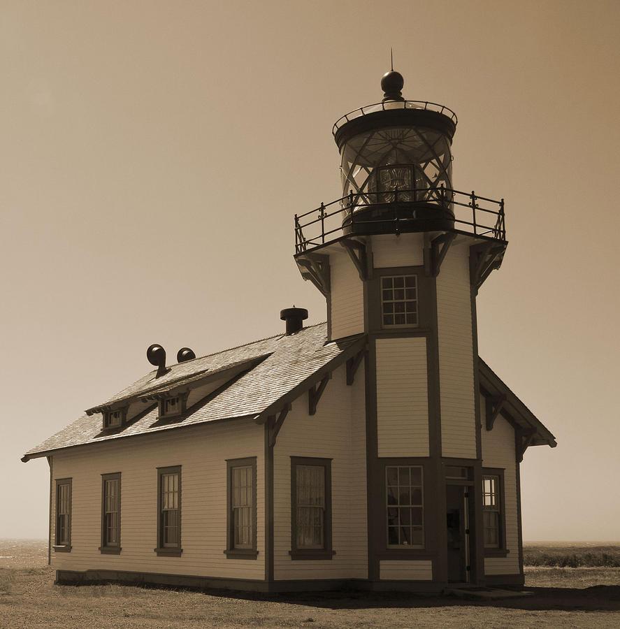 Light House 3 Photograph