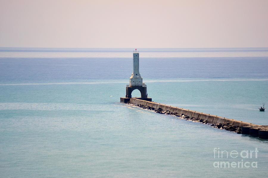Lighthouse Photograph - Light House by Dyana Rzentkowski