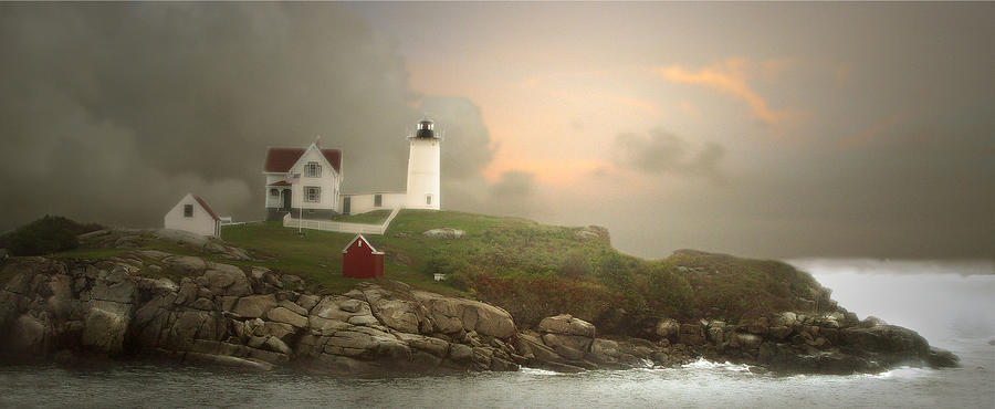 Light House  by Marilyn Marchant