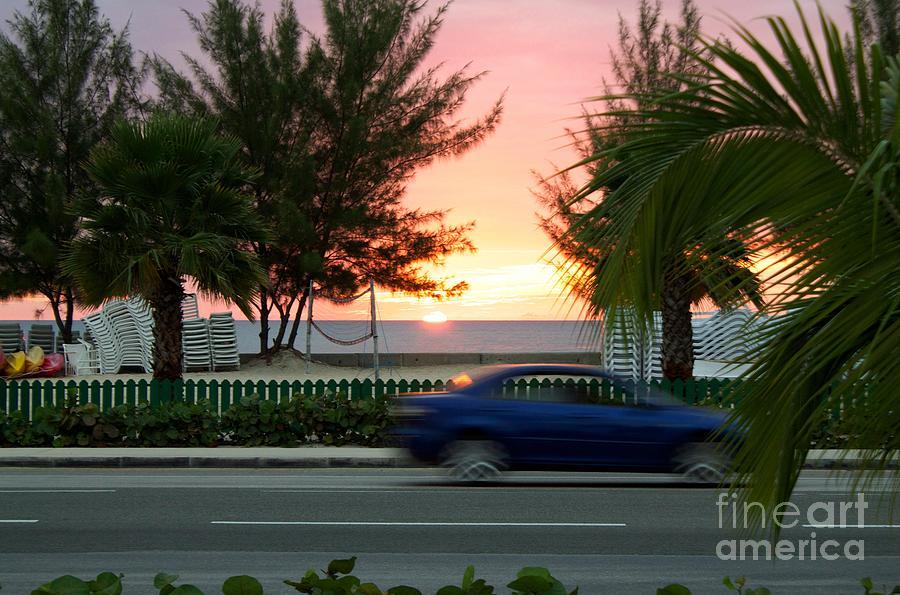 Sunset Photograph - Light Up The Sky by Corbin Myles