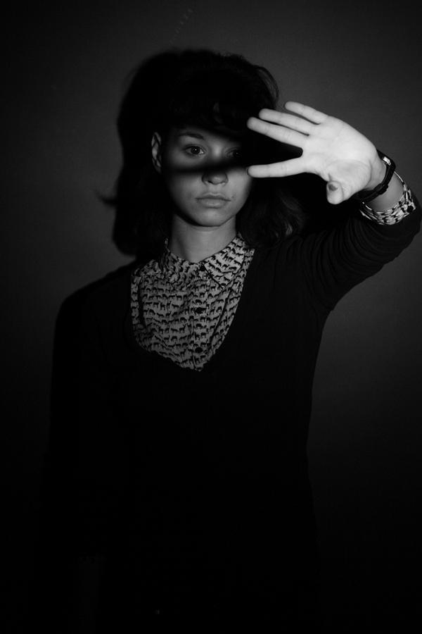 Light Photograph - Light Will Make You Act by Alexa Alexandru-Michael