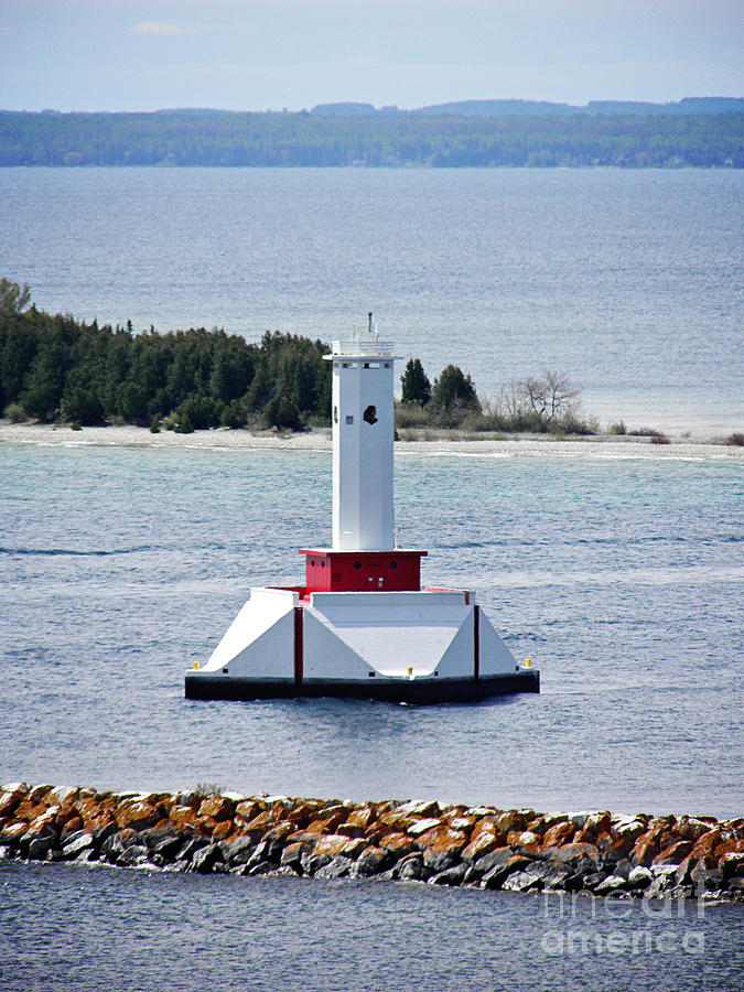 Lighthouse Photograph - Lighthouse by Emily Kelley