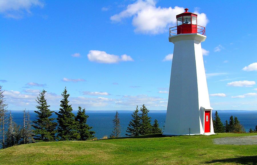 Lighthouse Tour Of Nova Scotia