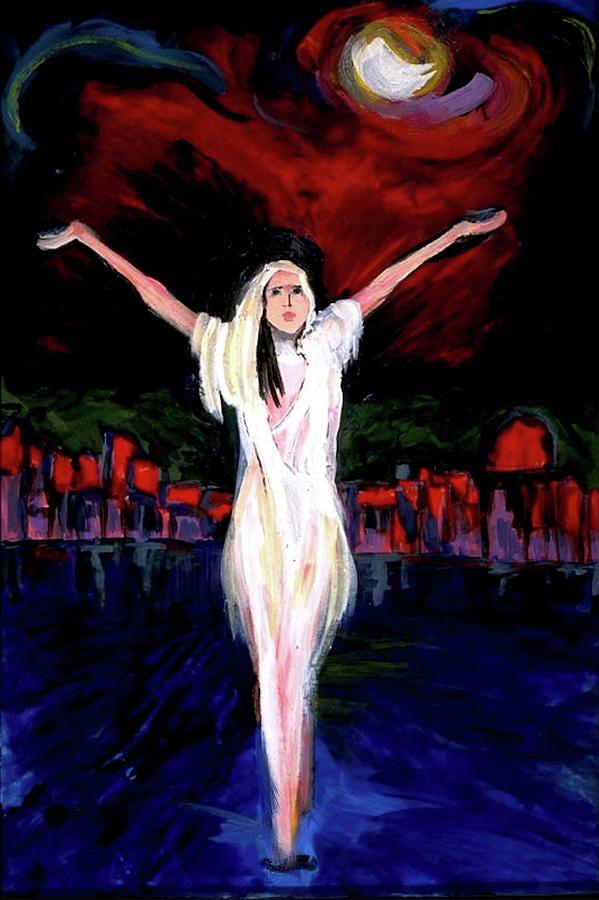 Lilith Rising by Carla Dreams