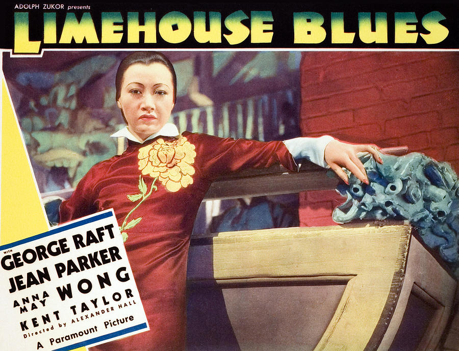 1930s Movies Photograph - Limehouse Blues, Anna May Wong, 1934 by Everett