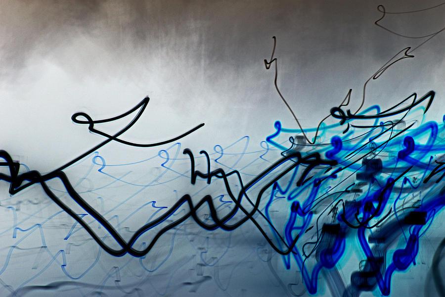 Liquid Photograph - Liquid Motion by Tami Rounsaville