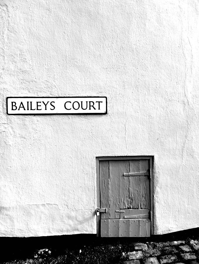 Door Photograph - Little Door by Jason Michael Roust