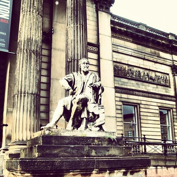 Liverpool Photograph - #liverpool #museum #museums #guy #stons by Abdelrahman Alawwad